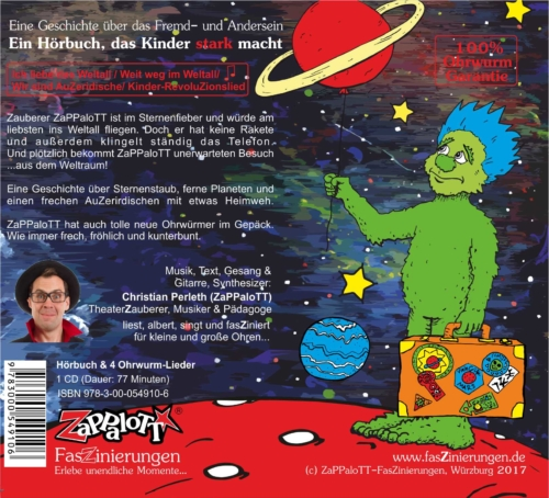 Zappalott AuZerirdischer 2 CD