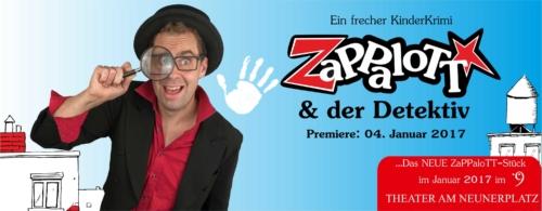 Zauberer Zappalott Würzburg Detektiv