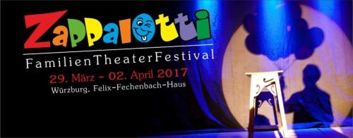 Zappalotti Zapaloti Festival FamilienTheaterFestival Würzburg