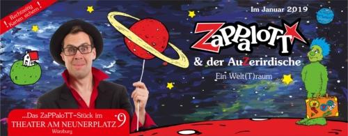 Kinderzauberer ZaPPaloTT Zauberer Würzburg