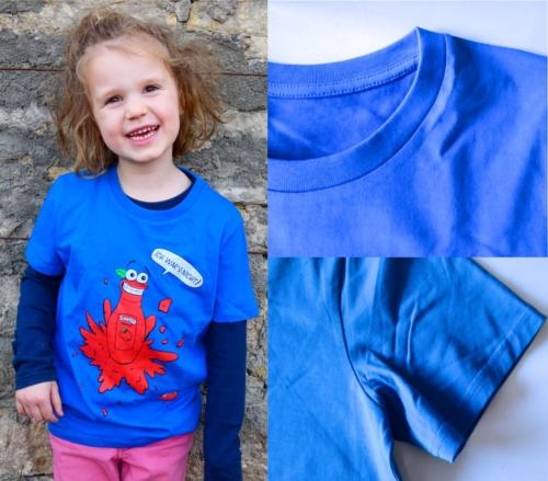 T-shirt Zappalott Tomatenmark zapalot Shirt Tshirt